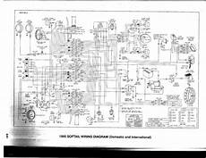 1995 sportster tach wiring diagram 1994 harley fatboy ignition wiring diagram