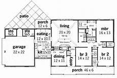 1800 sf house plans farmhouse style house plan 3 beds 2 baths 1800 sq ft
