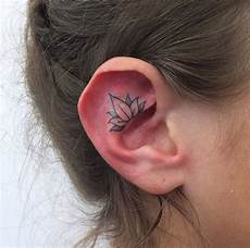 52 best ear tattoos design and ideas