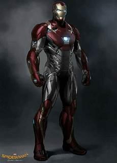 Ironman Malvorlagen Novel Stark S Armor In Spider Homecoming Comic