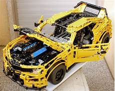 moc lego technic chevrolet camaro 2015 lego technic