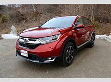 2017 Honda CR V vs 2017 Subaru Forester   AutoGuide.com News