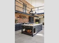 Industrial Style Kitchen   Industrial kitchen design