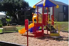 apple apartments purchases new playground equipment from