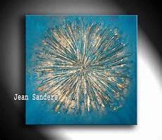 Acrylbilder Modern Selber Malen - acrylmalerei jean sanders 60x60cm strukturbild ein
