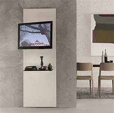porta tv a muro con mensola mobile porta tv in cristallo con mensola orientabile a