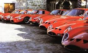 Ferrari 70th Anniversary UK Tour – Full Details