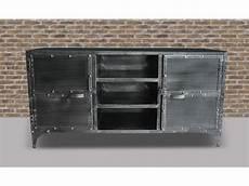 industrial möbel günstig sideboard metall ruben 2 t 252 ren g 252 nstig kaufen m 246 bel