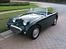 1961 Austin Healey Bugeye Sprite  SOLD Vantage Sports