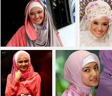 Gambar Model Jilbab Marshanda Terkini Dan Terbaru Untuk