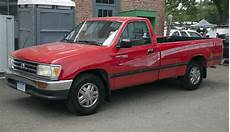 how to learn about cars 1994 toyota t100 free book repair manuals file 1994 toyota t100 deluxe front left jpg wikimedia