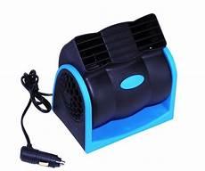 Vehicle Fan Cigarette Lighter Fan Air Vent Portable Car