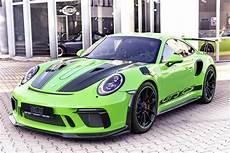 porsche 911 gt3 rs 991 2 gets carbon sport pack by techart