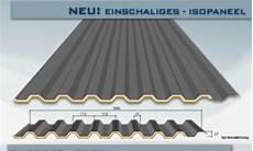 16 99 m 178 10mm isoliertes trapezblech isopaneele carport