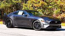 2018 ford mustang gt review first youtube