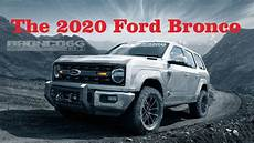 the 2020 ford bronco should be a lot like the 2017 toyota