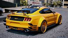 Ford Mustang Gt Add On Tuning 1 3 For Gta 5