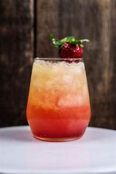 learn how to make a strawberry screwdriver cocktail with