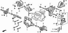 98 honda accord engine diagram 98 honda civic engine diagram automotive parts diagram images