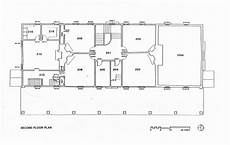 second floor historic structures report vernon
