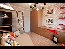 Jugendzimmer Jungen Wandgestaltung Jugendzimmer