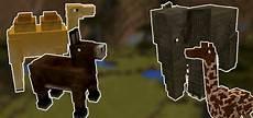 minecraft mod animaux pocket creatures mc pe 0 15 x 0 16 x elephants lions