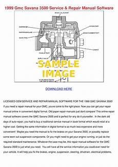 auto repair manual free download 2006 gmc savana 3500 electronic throttle control 1999 gmc savana 3500 service repair manual so by amberwilloughby issuu