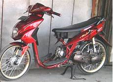 Modif Mio Soul by Experimen Modif Racing Perdana Mio Soul Racing Look