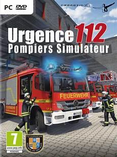 Jeu Pc Urgence 112 Pompiers Simulateur