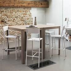 chaise de bar up gris clair mati 232 re grise en offre