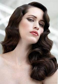 retro hairstyle for long hair vintage curly hairstyles that are really timeless fave hairstyles