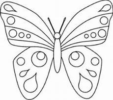 Malvorlagen Schmetterling Quiz Schmetterling Malvorlage 02 Kunst