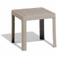 table de jardin pas cher gifi table basse viva taupe table de jardin mobilier de