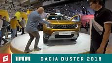 Dacia Duster 2018 Suv 2018 Iaa Frankfurt 2017 Garaz