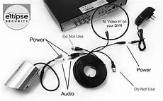 Cctv To Vga Wiring Diagram by Ellipse Security Inc
