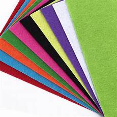 craft felt sheets stiff of 10 sb002683 rs160 00 online stationery india office