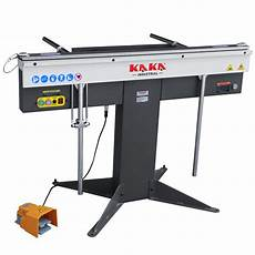kaka industrial eb 5216 manual magnetic sheet metal brake