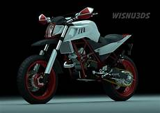Cb150r Modif Supermoto by Modifikasi Honda Cb150r Supermoto 171 Wisnu3ds
