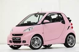 "Smart Fortwo ""Wins"" Most Embarrassing Car Award"