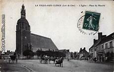 photos et cartes postales anciennes de la ville aux clercs