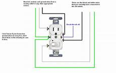 can i replace a single pole switch with a single pole switch and grounding outlet receptacle if