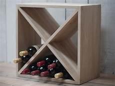 fabriquer casier vin rangement bouteilles 12 solutions pour ranger ses