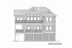 houses on stilts plans plan 13111fl beach delight stilt house plans house on