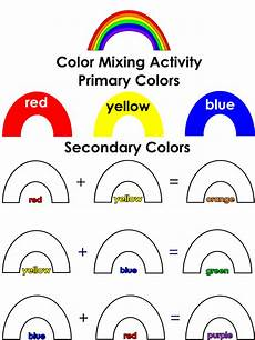 primary colors printable worksheets 12993 primary color introduction worksheet
