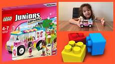 Malvorlagen Lego Friends Junior Lego Juniors Lego Friends Emmas Glassbil Glassvagn Del1