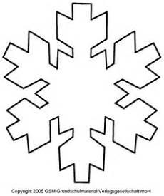 Schneeflocken Ausschneiden Vorlage - snowflake template for decorating with tissue paper