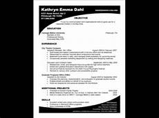 how to write a resume resume templates and sles youtube