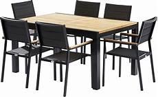table de jardin moderne table et chaises de jardin moderne bali 6 fauteuils