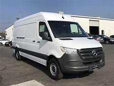 New 2019 Mercedes Benz Sprinter 2500 Cargo Van CARGO VAN