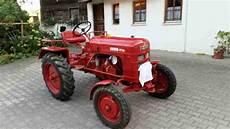 oldtimer bulldog traktor schlepper fahr d22